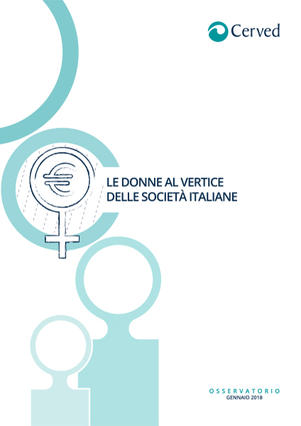 Le donne al vertice delle società italiane