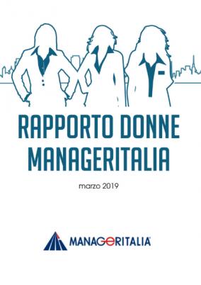 Rapporto Donne Manageritalia