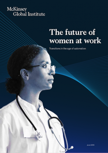The future of women at work