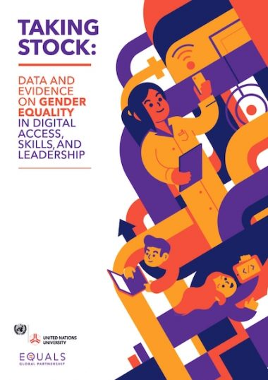 Taking Stock. Data and evidence on gender equality in digital access, skills and leadership