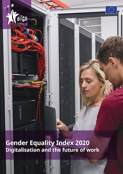 Gender Equality Index – Digitalisation and the future of work