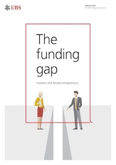 The Funding Gap – Investors and female entrepreneurs