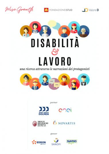 Disabilità e lavoro: una ricerca attraverso le narrazioni dei protagonisti