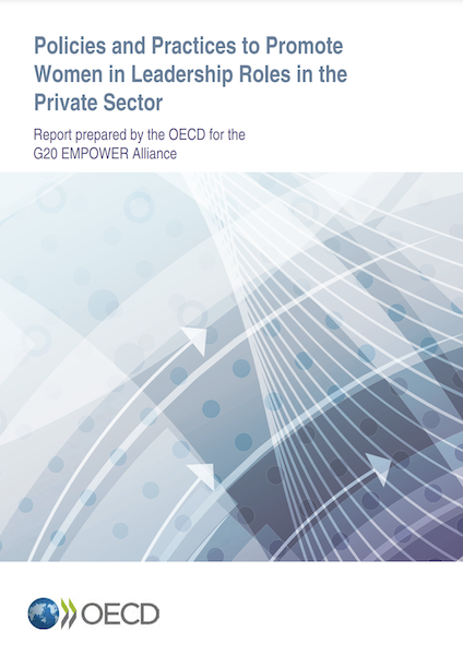 Policies and Practices to Promote Women in Leadership Roles in the Private Sector
