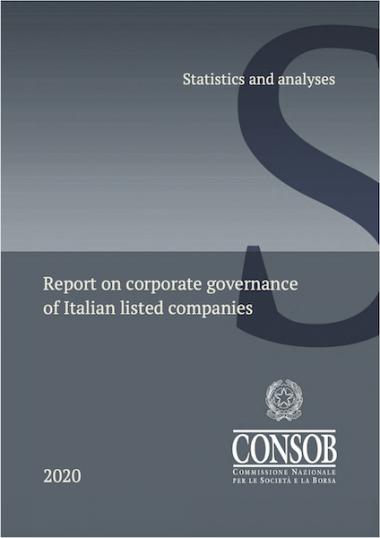 Rapporto CONSOB sulla corporate governance delle società quotate italiane