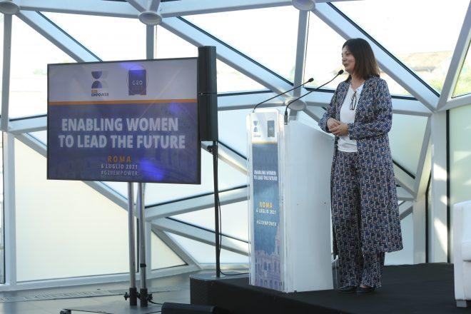 """All'evento G20 e G20 EMPOWER, Paola Mascaro: """"puntare su tech e sostenibilità per le competenze delle leader del futuro"""""""